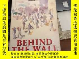 二手書博民逛書店behind罕見the wall:a journey throu