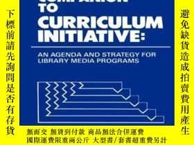 二手書博民逛書店Resource罕見Companion To Curriculum Initiative: An Agenda A