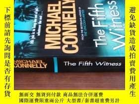 二手書博民逛書店The罕見Fifth Witness( )Y85718 Mich