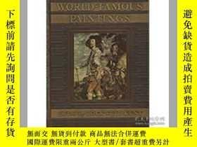 二手書博民逛書店World-Famous罕見Paintings 1939年Y28