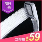 銀雕300壯士金槍客蓮蓬頭(1入)【小三美日】$69