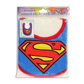 AKACHAN阿卡將 Superman 超人 小圍兜