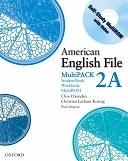 二手書博民逛書店 《American English File》 R2Y ISBN:9780194774376│OXFORD University Press