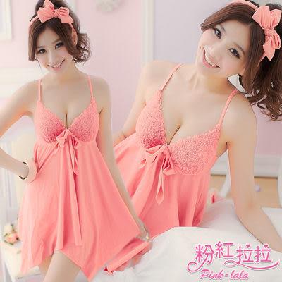 *╮粉紅拉拉【PGW1107】立體玫瑰花鋼圈罩杯。露背不規則洋裝。平口褲泳裝‧桃