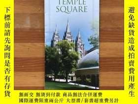 二手書博民逛書店美國深度遊:Downtown罕見Salt Lake City鹽湖城市中心Temple Square摩門教中心地(英