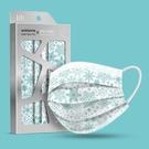 銀康 醫療防護口罩-柔情似雪...
