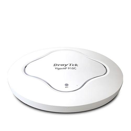 DrayTek 居易科技 Vigor 910C 11ac PoE AP 吸頂式 無線基地台