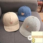 薄款男童夏天小孩棒球帽 3歲內男寶寶帽子遮陽帽鴨舌兒童帽
