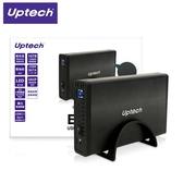 Uptech登昌恆 EHE305 USB 3.1 3.5 吋硬碟外接盒