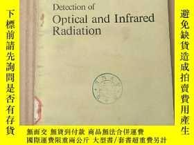 二手書博民逛書店detection罕見of optical and infrared radiation(P3635)Y173