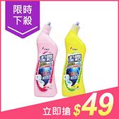 潔霜 免刷洗浴廁清潔劑(500ml) 百花清香/檸檬清香 2款可選【小三美日】$69