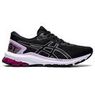 ASICS GT-1000 9(D) 女鞋 慢跑 輕量 回彈 支撐 穩定 透氣 黑【運動世界】1012A695-002