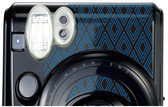 FUJIFILM instax mini 50s 拍立得專用 機身貼紙 裝飾貼紙 藍格