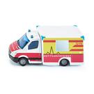 SIKU 救護車_SU1536...