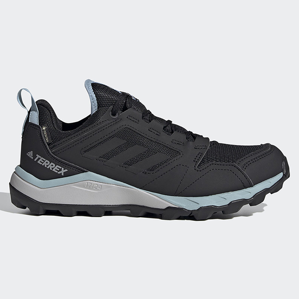 Adidas TERREX AGRAVIC TR GORE-TEX 女鞋 登山 越野 防水 耐磨 止滑 黑【運動世界】EF6879