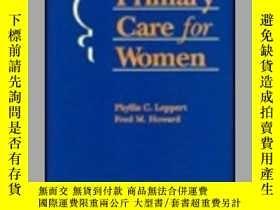 二手書博民逛書店Primary罕見Care for Women-婦女初級保健Y361738 Phyllis Leppert,