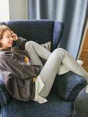 秋褲秋季打底褲女純棉外穿新款保暖冬莫代爾內穿薄款灰色秋褲【街頭布衣】