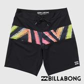 BILLABONG TRIBONG X 衝浪褲 條紋黑【GO WILD】