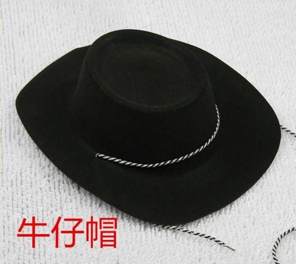 【發現。好貨】聖誕節道具 舞台表演演出帽 魔術帽牛仔帽爵士帽英倫帽尾牙萬聖節cosplay