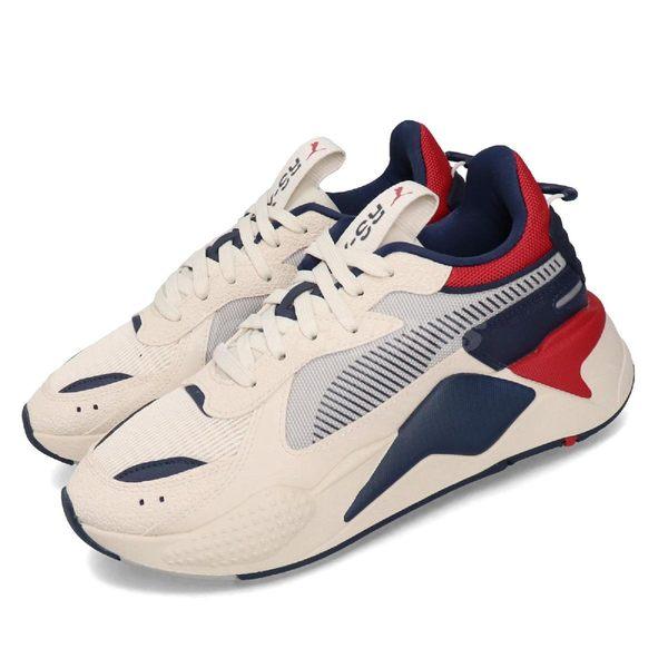 Puma 休閒鞋 RS-X Hard Drive 米白 藍 男鞋 女鞋 運動鞋 【PUMP306】 36981803