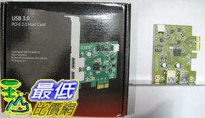 [美國直購 ShopUSA] Cavalry  USB 3.0 PCI-E 2.0 Host Card _J112 $2060