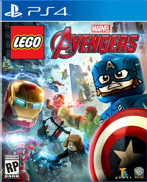 PS4 LEGO Marvel's Avengers 樂高:復仇者聯盟(美版代購)