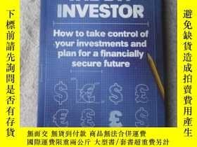 二手書博民逛書店The罕見DIY Investor: How to Take C