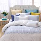 鴻宇 雙人加大兩用被套床包組 格西爾 美國棉授權品牌 台灣製2229