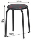 【南洋風休閒傢俱】時尚餐椅系列 PP塑膠...