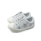 CONNIFE 休閒鞋 白色 星星 貼鑽 童鞋 2665-01 no535
