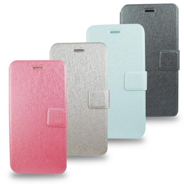 PH01蠶絲紋 iphone6 plus(5.5吋)手機皮套(加贈螢幕貼)