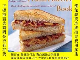 二手書博民逛書店The罕見Ultimate Peanut Butter BookY256260 Weinstein, Bruc