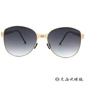 ROAV 太陽眼鏡 Keys (消光金) 全新OVERSIZE系列 美國 折疊薄鋼墨鏡 久必大眼鏡