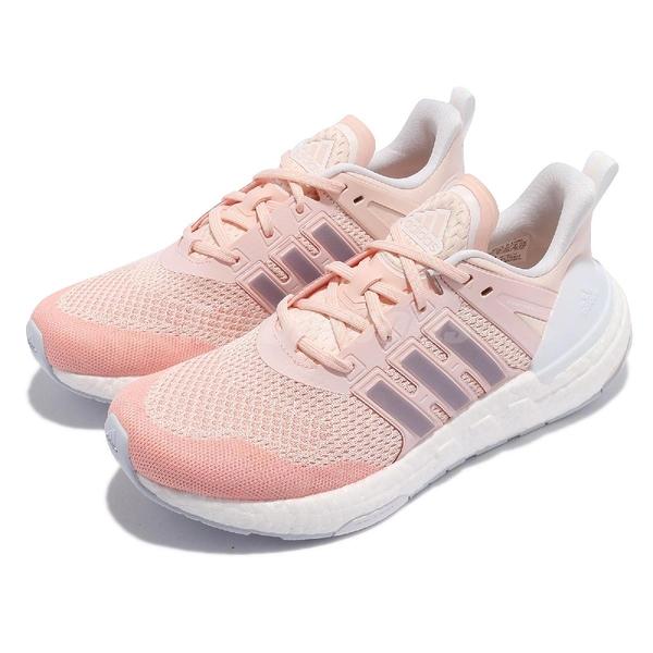 adidas 慢跑鞋 Equipment 粉紅 白 女鞋 EQT 路跑 愛迪達 Boost【ACS】 H02753