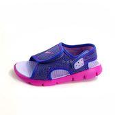 中童NIKE SUNRAY ADJUST 4 (PS) 輕量運動涼鞋 《7+1童鞋》 D896 紫色