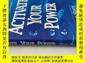 二手書博民逛書店ACTIVATE罕見YOUR POWERY20113 ACTIV