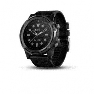 Garmin Descent MK1 炫銀款黑色錶帶 GPS潛水電腦錶