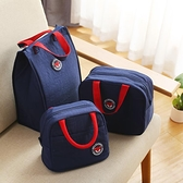 帶飯飯盒便當袋手提包飯包上班族自營ins飯盒袋子鋁箔加厚保溫袋 創意新品