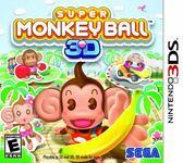 3DS Super Monkey Ball 3D 超級猴子球3D(美版代購)
