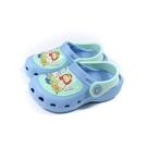 角落小夥伴 電影版 涼鞋 粉藍色 中童 童鞋 19306 no765
