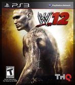 PS3 WWE 激爆職業摔角 12(美版代購)