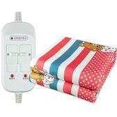 年終好禮 電熱毯雙人雙控調溫安全防水無2米1.8輻射加大厚定時電褥子三家用 卡米優品