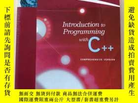 二手書博民逛書店Introduction罕見to Programming wit