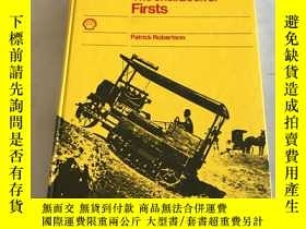 二手書博民逛書店the罕見shell book of firstsY20850 Sue Unstead Patrick Rob