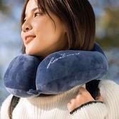 u型枕頭護頸枕護脖子頸椎枕卡通脖枕飛機旅行枕午睡枕可愛靠枕 歐韓