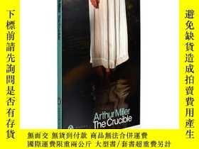 二手書博民逛書店The罕見Crucible 塞勒姆的女巫 煉獄 英文原版小說 激情 阿瑟·米勒 Arthur MillerY2