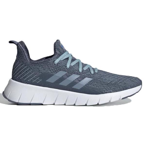 ADIDAS ASWEEGO 女鞋 慢跑 休閒 輕量 軟底 藍灰【運動世界】F36320 | 慢跑鞋 |
