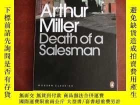 二手書博民逛書店Death罕見of a Salesman:Certain Private Conversations in Two