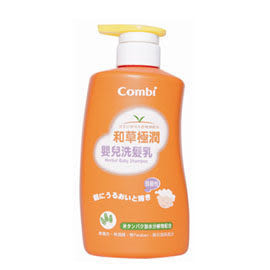 Combi 和草極潤嬰兒洗髮乳500ml