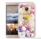 ✿ 3C膜露露 ✿【夢幻蝴蝶*硬殼】HTC ONE ME手機殼 手機套 保護套 保護殼